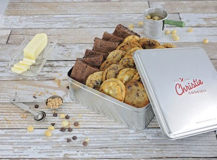 Perfect Pair Cookie Brownie Gift Tin