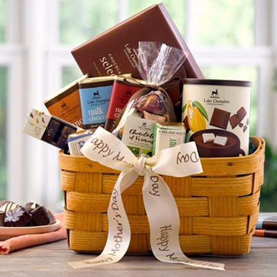 ​Lake Champlain Mother's Day Chocolate Gift Basket